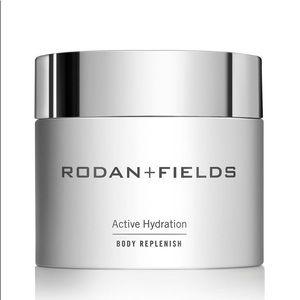 NWT Rodan+Fields Active Hydration Body Replenish